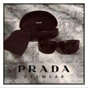 AUTHENTIC Prada Shied Sunglasses   🕶